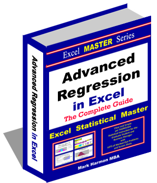 how to add regression in excel mac