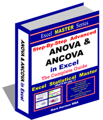 Easy-To-Follow Instructions On ANOVA and ANCOVA Techniques in Excel
