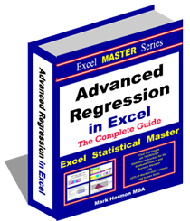 Easy-To-Follow Instructions On Advanced Regression Techniques Such as Logistic Regression, Dummy Variable Regression, and Nonlinear Regression in Excel