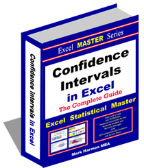 Easy and Clear Instructions On Confidence Intervals of All Types in Excel
