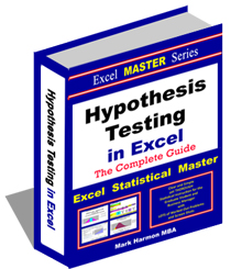 ALL Types of Hypothesis Tests Cleaerly Shown and in Excel