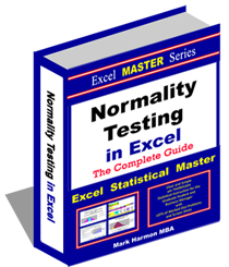 Normality Tests Done in Excel With Easy and Clear Instructions