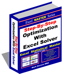 Step-By-Step Optimization With Excel Solver
