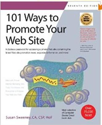 Click Here to Buy 101 Ways to Promote Your Site
