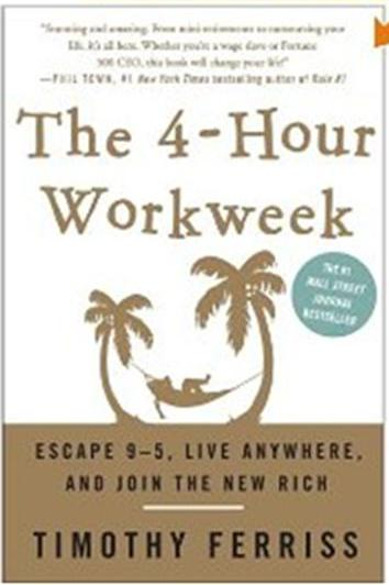 Click Here To Buy The 4-Hour Workweek by Timothy Ferriss