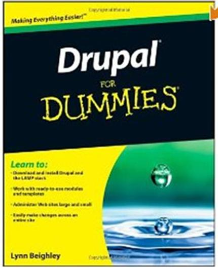 Click Here To Buy Drupal for Dummies by Lynn Beighley
