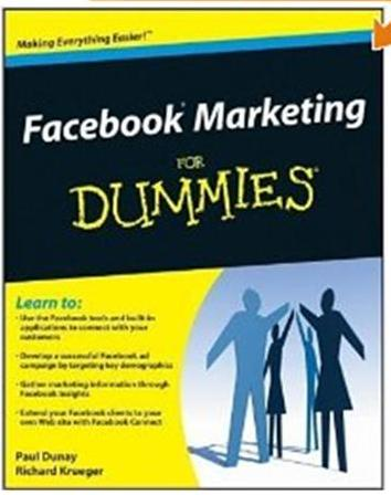 Click Here to Buy Facebook Marketing For Dummies by Paul Dunay and Richard Krueger