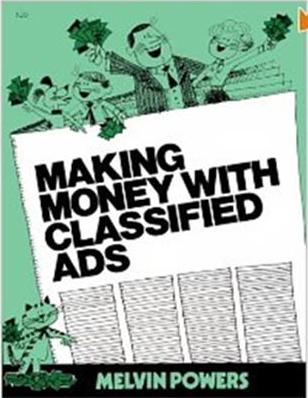 Click Here To Buy Making Money With Classified Ads by Melvin Powers