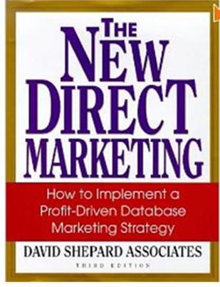 Click Here To Buy The New Direct Marketing