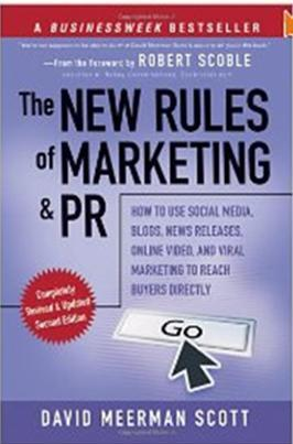 Click Here to Buy The New Rules of Marketing and PR