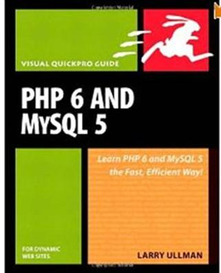 Click Here To Buy PHP 6 and MySQL 5 for Dynamic Web Sites from Larry Ullman