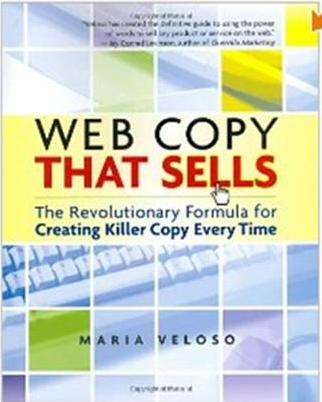 Click Here To Buy Web Copy That Sells by Maria Veloso