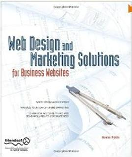 Click Here To Buy Web Design and Marketing Solutions for Business Websites by Kevin Potts